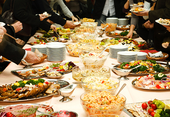 Potluck Wedding Dishes Are Fun And Can Be A Great Conversation Starter At Your Party
