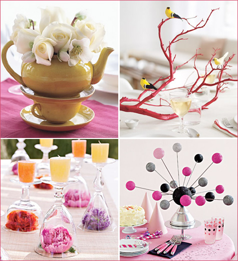 Genial Wedding Table Centerpieces Ideas