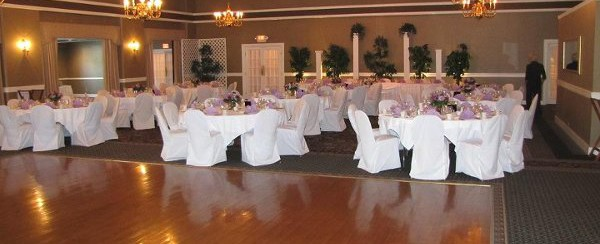 Edison Club In Rexford Wedding Catering Review Albany Ny Dj