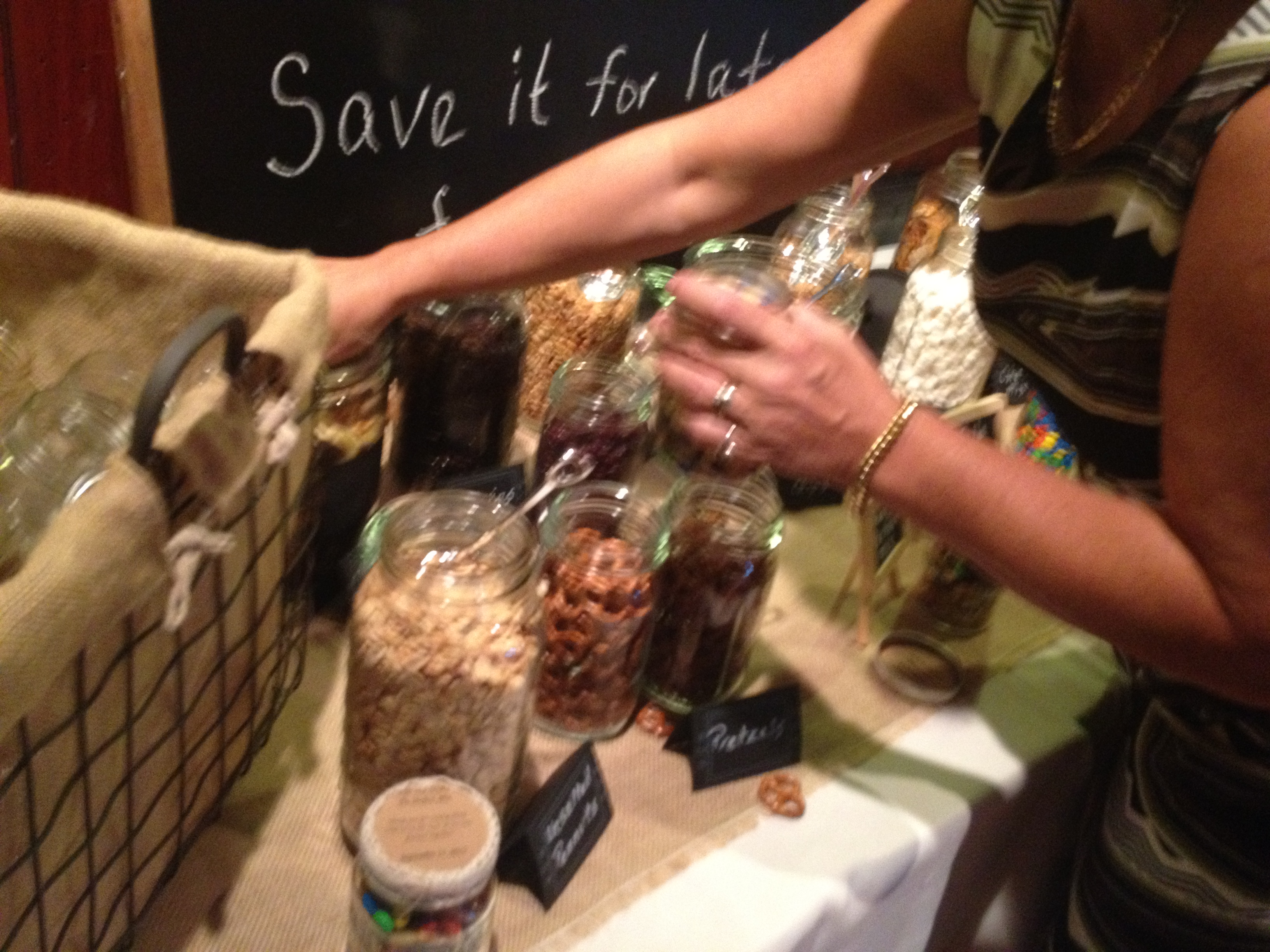 Wedding trail mix do it yourself bar albany wedding dj sweet 16 wedding trail mix do it yourself bar solutioingenieria Images