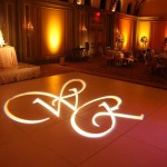 Monogram Lighting, dj monogram lights