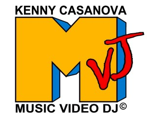 music video dj, vj, music video projection, music video party