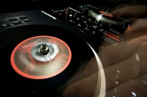 Turntable Live Mixing Package