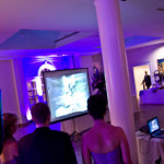 albany ny dj, Video Projection of the destination wedding ceremony that your guests missed.