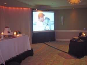 Wedding Slideshow Set To Music Dj