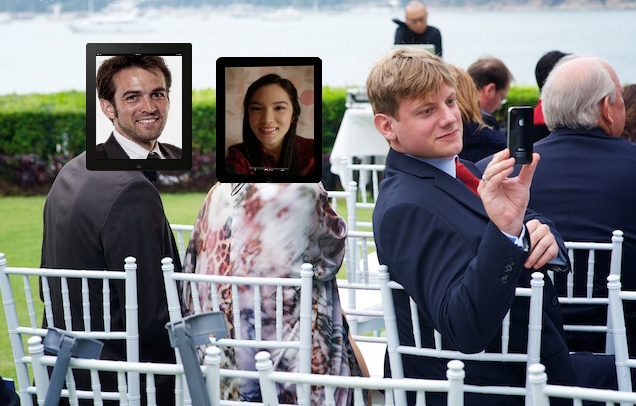 virtual wedding guests ideas streaming your wedding to anyone anywhere on ipads laptops and even cell phones