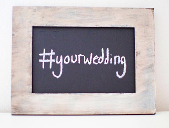 Wedding Hashtags By Letter