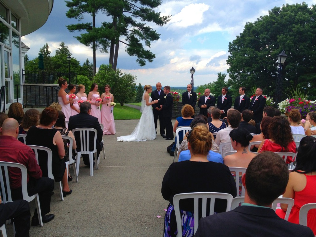 Albany Country Club Wedding DJ Picture Of Vows