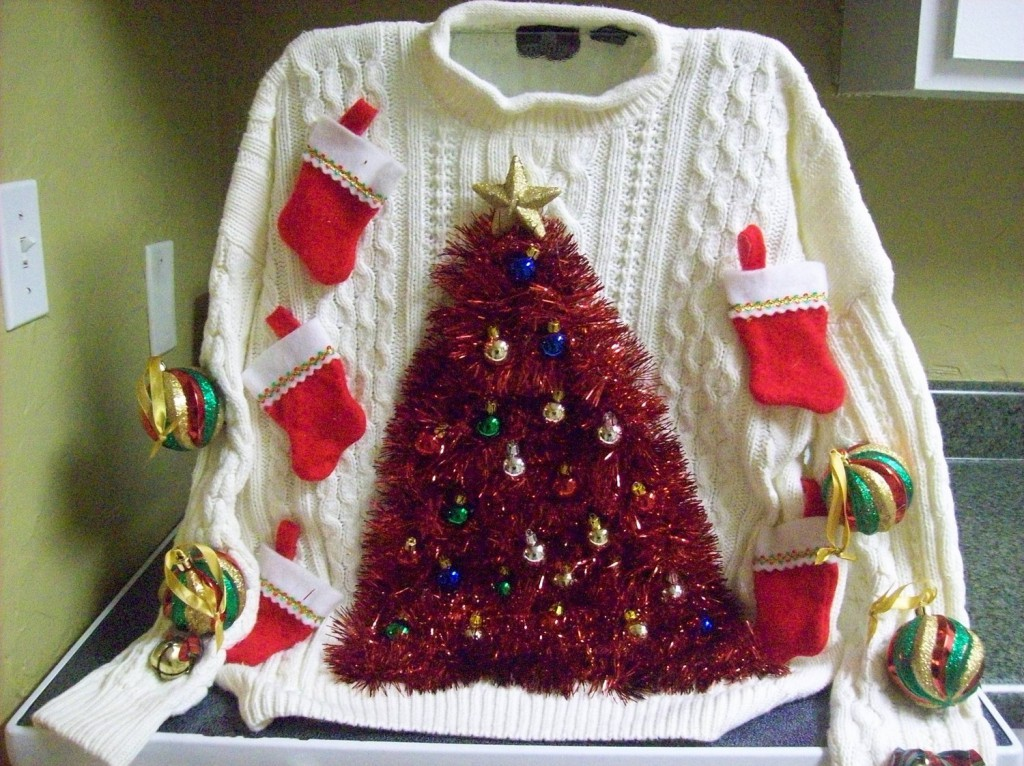 Ugly Sweater Ideas For Christmas Parties Part - 45: IDEA LIST FOR HOW TO MAKE YOUR CHRISTMAS/HOLIDAY PARTY A SUCCESS BY ADDING  A THEME