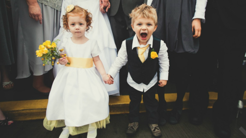 alternative ring bearer wedding ideas - Wedding Ring Bearer