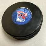 Latham NY DJ - Hockey Theme Wedding - Hockey Puck Monogrammed Wedding Favor