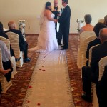 Latham NY DJ - Hockey Theme Wedding - wedding DJ sceremony services