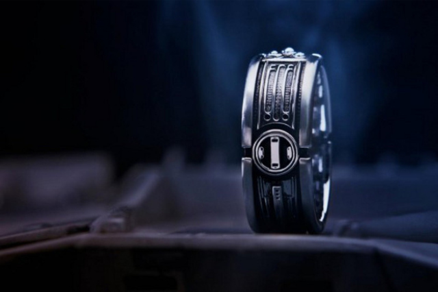light saber star trek wedding ring - Star Trek Wedding Ring