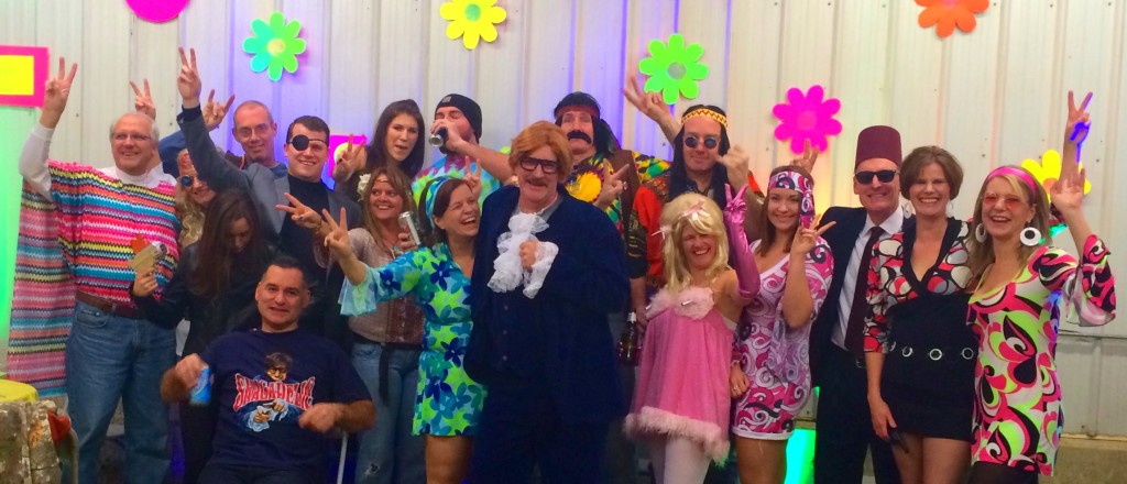 Austin Powers Theme Party Albany Wedding DJ Sweet 16 DJ Reunion
