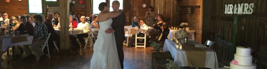 Indian Ladder Altamont NY Wedding First Dance