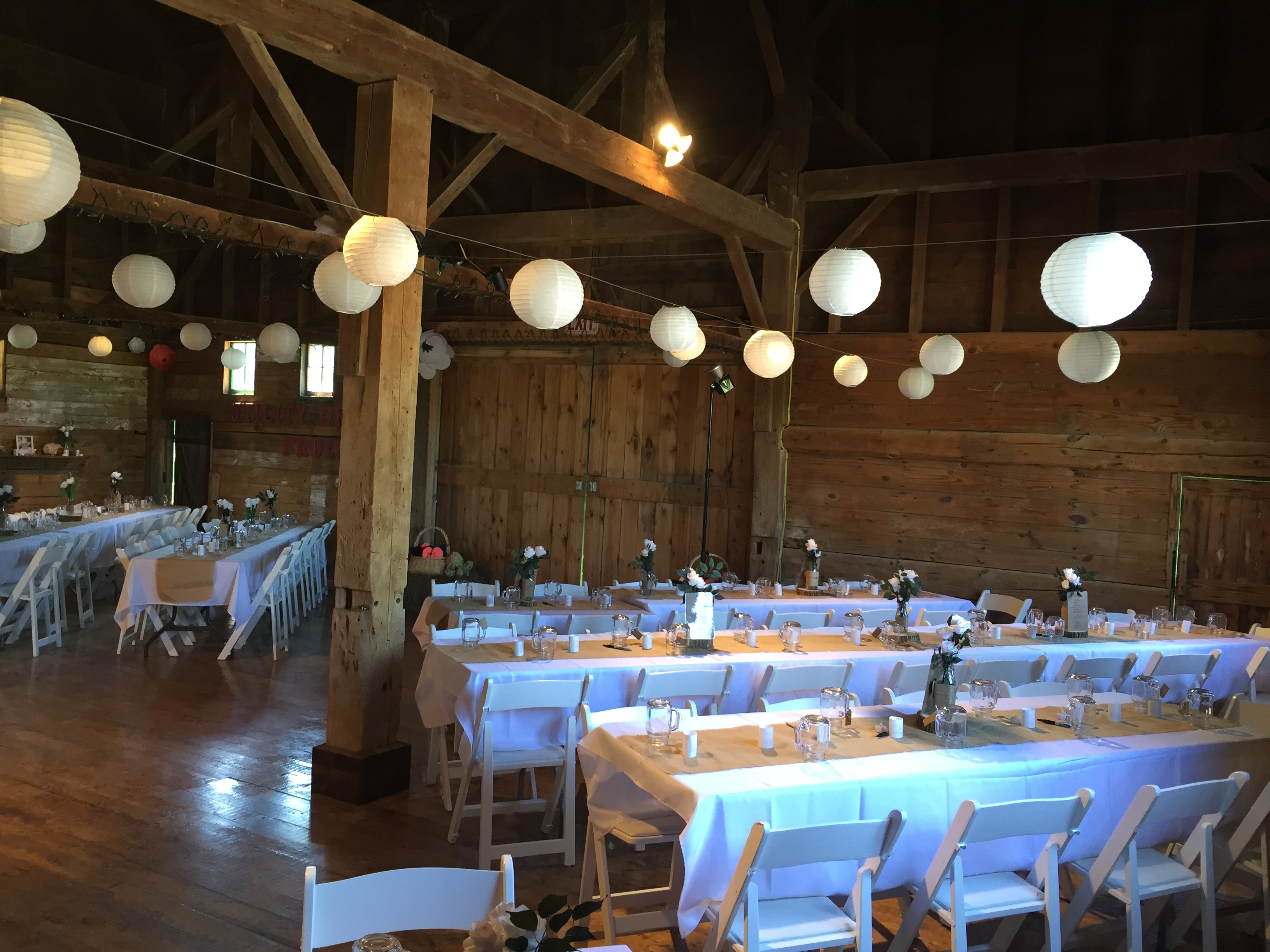 Indian Ladder Wedding Barn Altamont Ny Albany Wedding