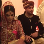 Indian Wedding Bride & Groom in Albany