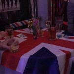 Beatles Theme Table Decorations