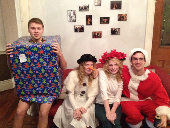 Christmas Holiday Party Themes